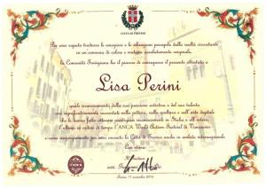 Riconoscimento da parte del Comune di Treviso